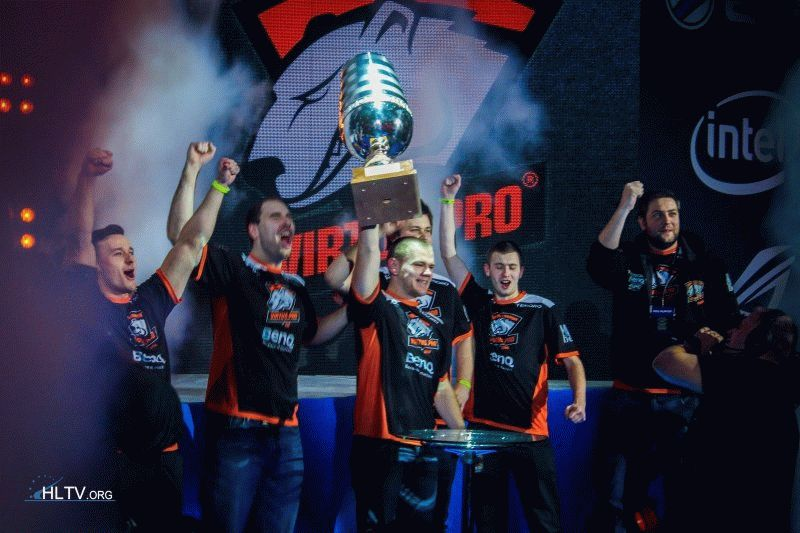 Virtus.pro - The Road To Proland