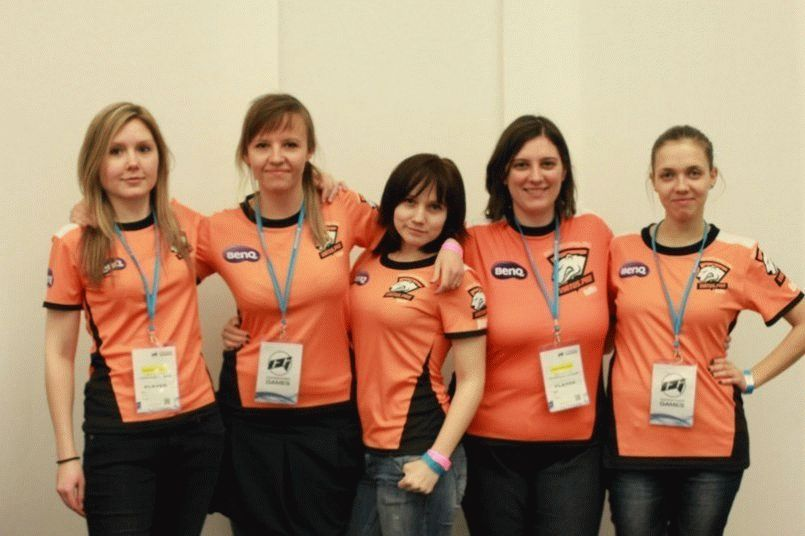 ACES LADIES TEAM CS:GO