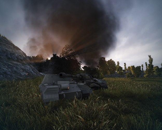 Гайд по  танку ИС-7 WoT