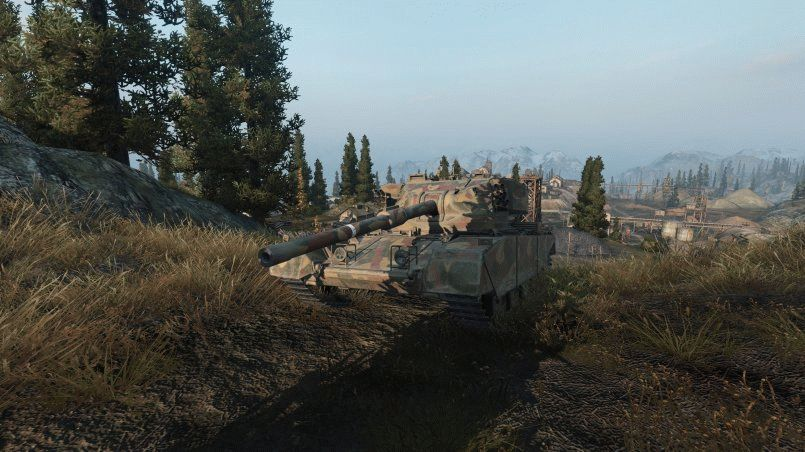 0.9.6 супертест 1 World of tanks