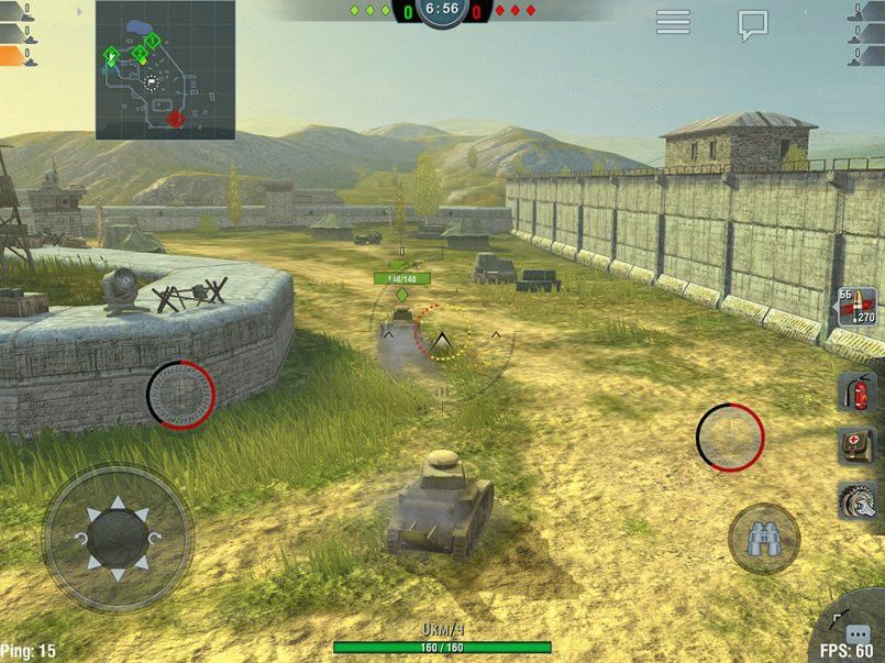 новая французская ветка танков в world of tanks 2015