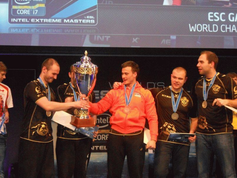 Counter-Strike вернулся в Intel Extreme Masters Season 10