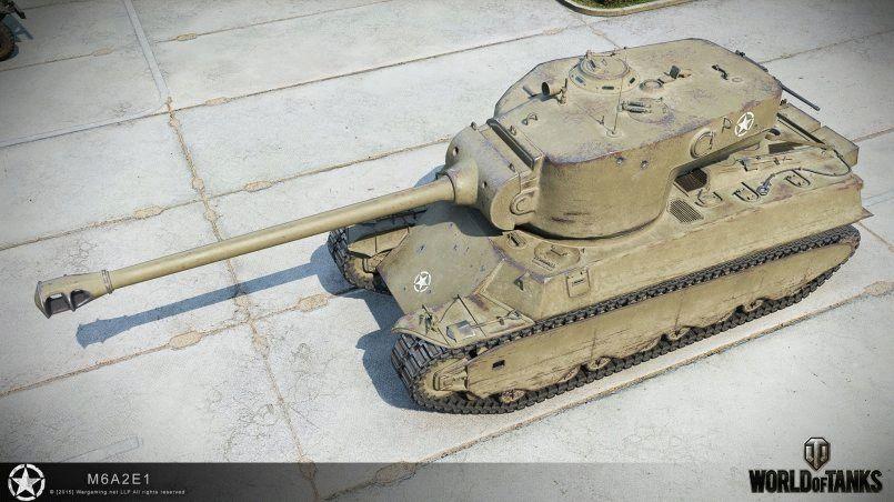 M6A2E1 в HD