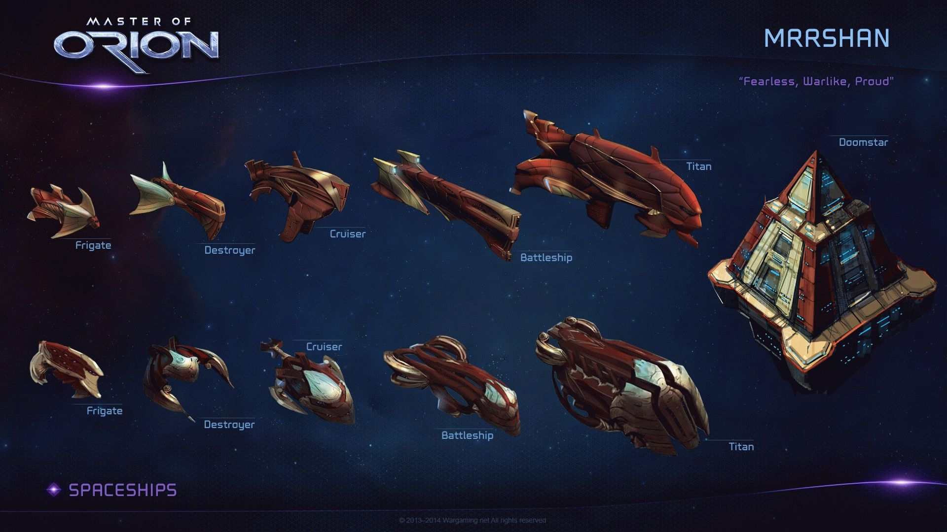Is there a place i can see all the ship models? - Races ...