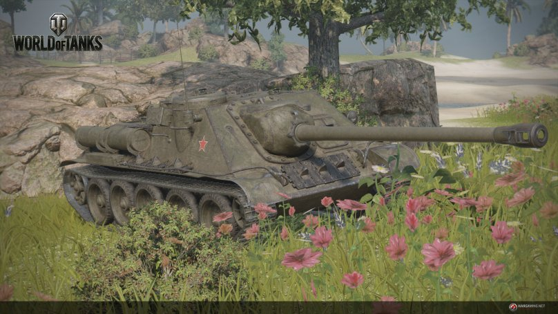 World of Tanks Console. Классы техники