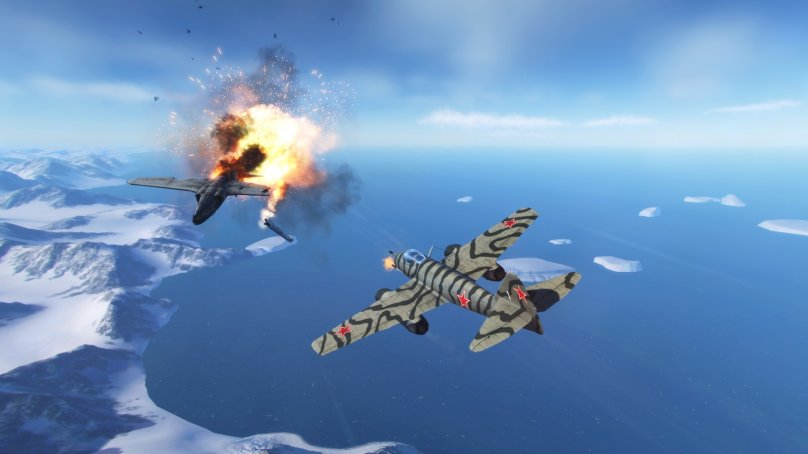 World of Warplanes. МиГ И-260 — крылатая пушка