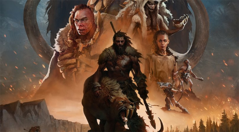 Far Cry Primal - леопард