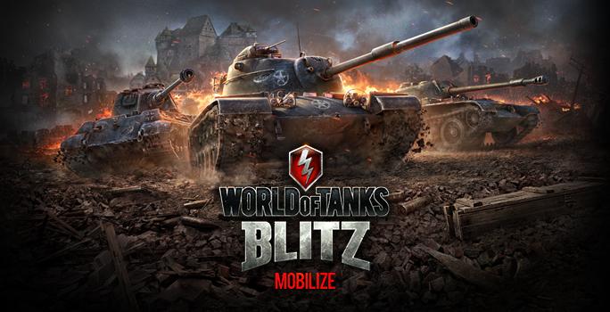 скачать игру World Of Tanks Blitz - фото 3