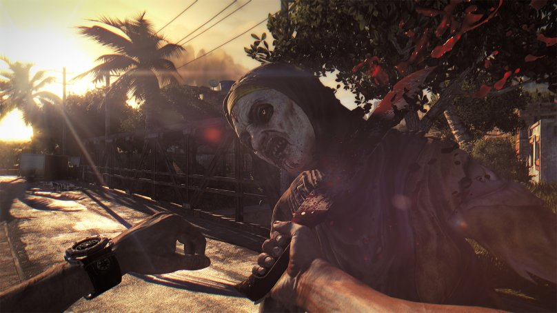 Dying Light The Following синтетика