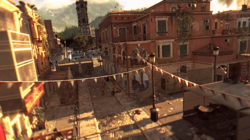 Dying Light The Following Тогла и Фатин