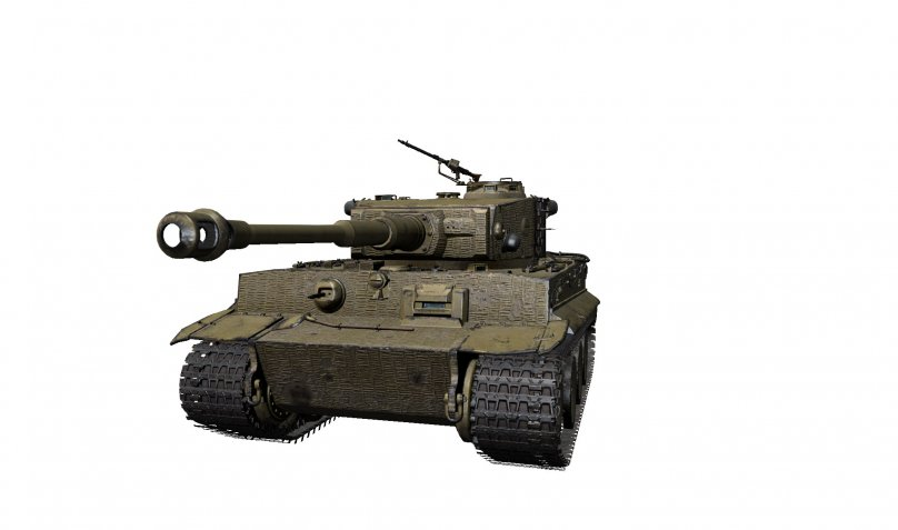 Тигр I Отто Кариуса в World of Tanks - TIGER 217
