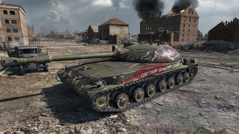 новый французский прем танк 8 уровня